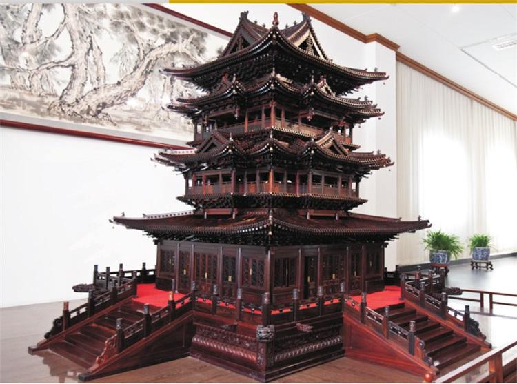 沙盘模型之古建筑类模型